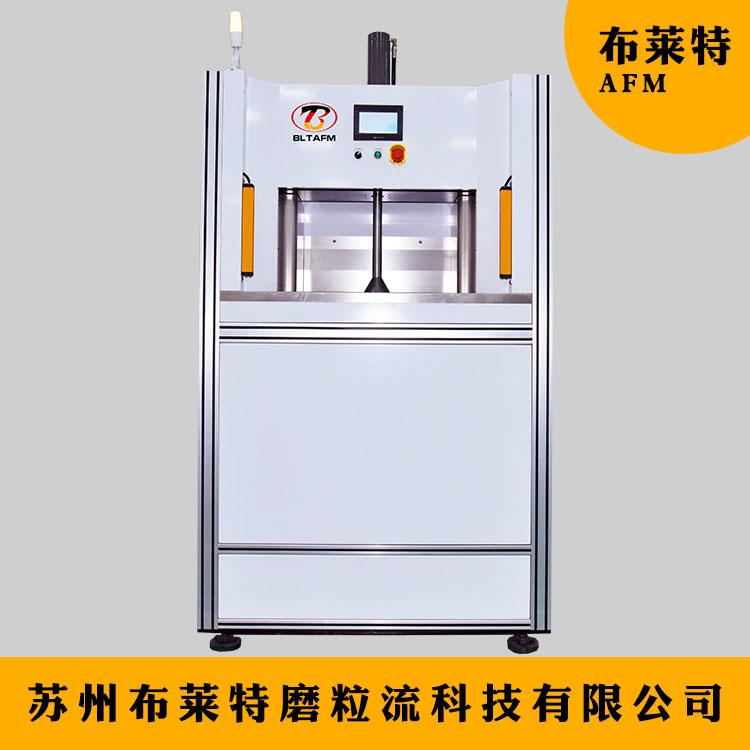 微孔抛光机机器,挤压研磨机